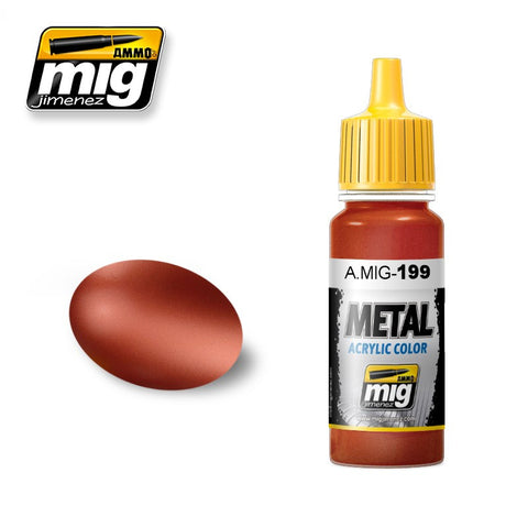 METAL : Copper (17ml)