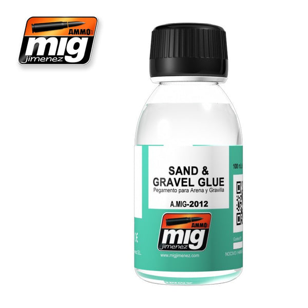 Sand & Gravel Glue (100ml)