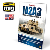 In Detail : M2A3 Bradley Fighting Vehicle in Europe (Vol. 2)