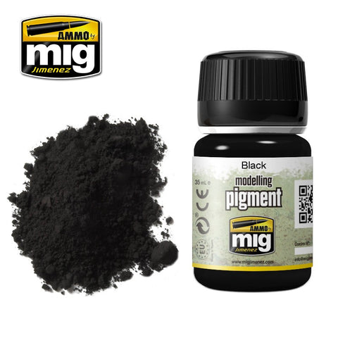 Pigment - Black (35ml) - Pegasus Hobby Supplies