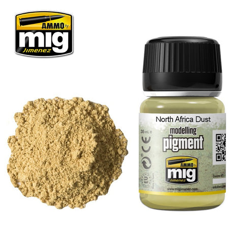 Pigment - North Africa Dust (35ml) - Pegasus Hobby Supplies