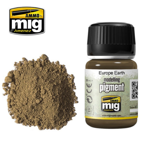 Pigment - Europe Earth (35ml) - Pegasus Hobby Supplies