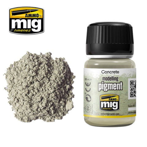 Pigment - Concrete (35ml) - Pegasus Hobby Supplies