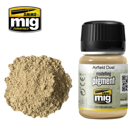 Pigment - Airfield Dust (35ml) - Pegasus Hobby Supplies