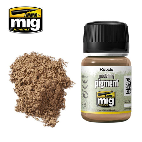 Pigment - Rubble (35ml) - Pegasus Hobby Supplies