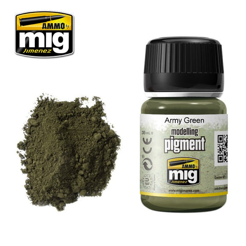 Pigment - Army Green (35ml) - Pegasus Hobby Supplies