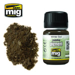 Pigment - Winter Soil (35ml) - Pegasus Hobby Supplies
