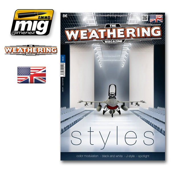 "The Weathering Magazine : Issue 12 - ""Styles"""