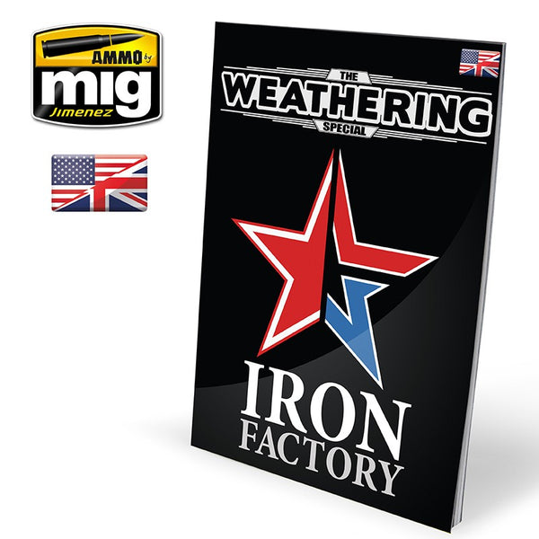 The Weathering Special : Iron Factory