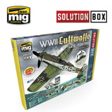Solution Box : WWII Luftwaffe Late Aircraft - Pegasus Hobby Supplies