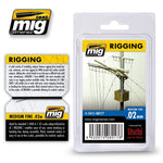 Rigging - Medium Fine (0.02mm) - Pegasus Hobby Supplies