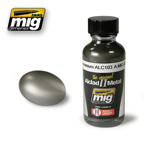 Dark Aluminium ACL103 (30ml) - Pegasus Hobby Supplies