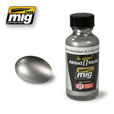 Polished Aluminium ACL105 (30ml)