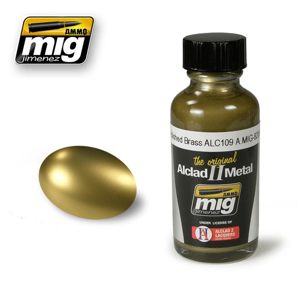 Polished Brass ACL109 (30ml)