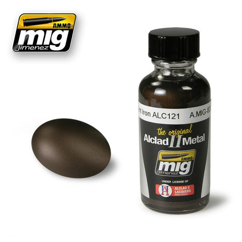 Burnt Iron ACL121 (30ml) - Pegasus Hobby Supplies