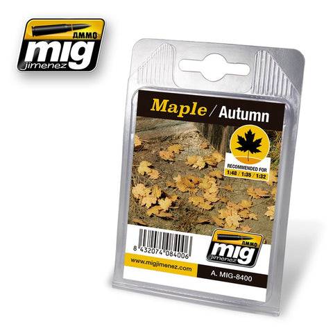 Maple - Autumn - Pegasus Hobby Supplies