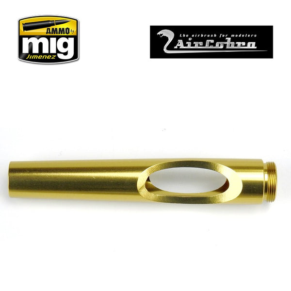 Aircobra Airbrush Trigger Stop Handle (Yellow Gold)