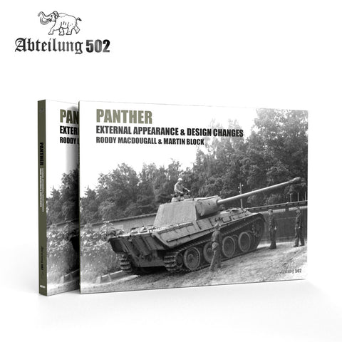 Panther : External Appearance & Design Changes - Pegasus Hobby Supplies