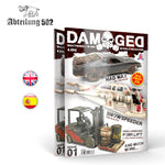 Damaged : Issue 01 - Pegasus Hobby Supplies