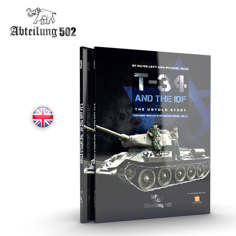 T-34 & The IDF : The Untold Story - Pegasus Hobby Supplies