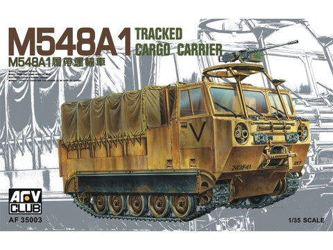 M548A1 Tracked Cargo Carrier - Pegasus Hobby Supplies