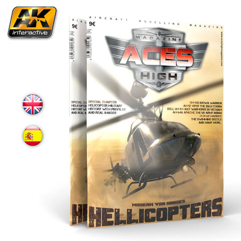 Aces High Magazine : Issue 09 (Helicopters)