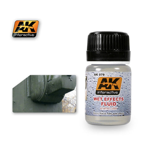 Wet Effects Fluid (35ml) - Pegasus Hobby Supplies