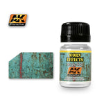 Worn Effects Acrylic Fluid (35ml) - Pegasus Hobby Supplies