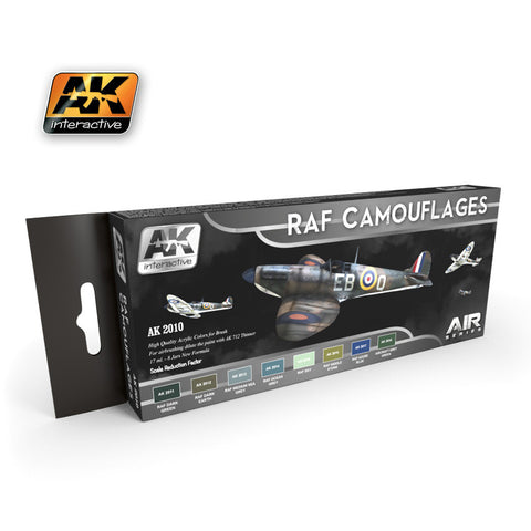 RAF Camouflages - Pegasus Hobby Supplies