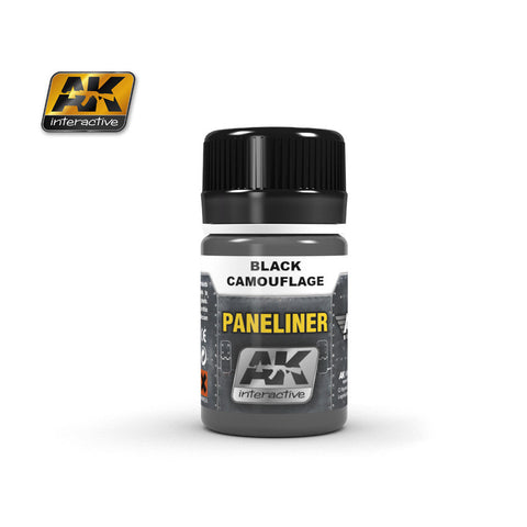 Paneliner for Black Camouflage (35ml)