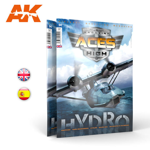 Aces High Magazine : Issue 12 (Hydro) - Pegasus Hobby Supplies