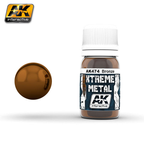 Xtreme Metal Bronze (30ml) - Pegasus Hobby Supplies