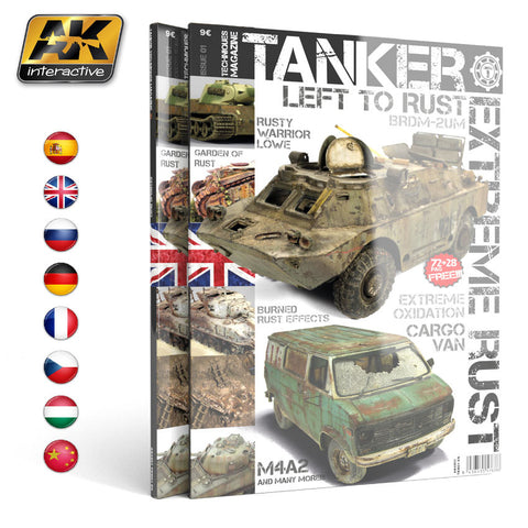 Tanker : Issue 01 (Extreme Rust)