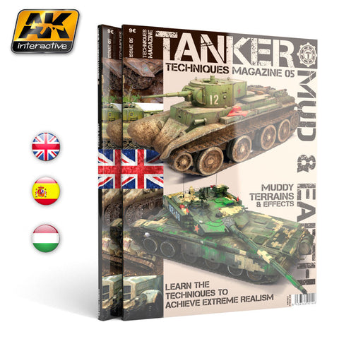 Tanker : Issue 05 (Mud & Earth)