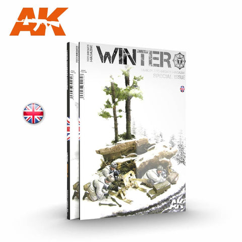 Tanker : Winter (Special Issue) - Pegasus Hobby Supplies