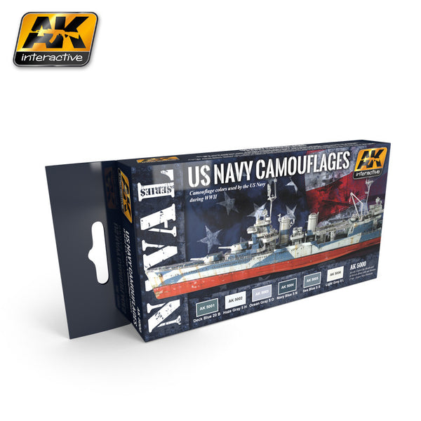 US Navy Camouflages (Vol. 1)