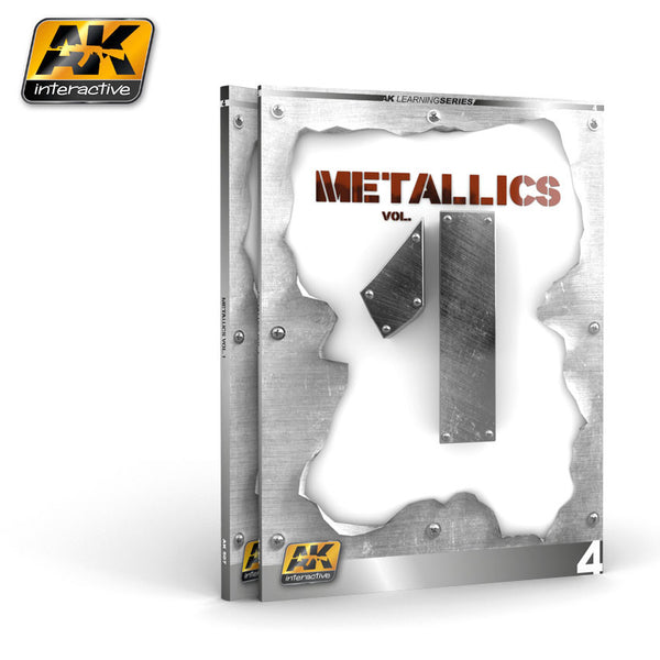 AK Learning Series (No.4) - Metallics Vol. 1