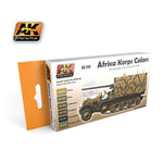 Afrika Korps Colors - Pegasus Hobby Supplies