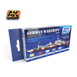 German Warships Camouflages WWII - Pegasus Hobby Supplies