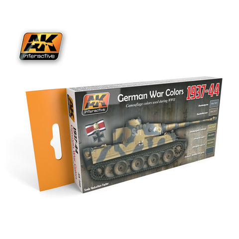 German War Colors (1937 to 1944) - Pegasus Hobby Supplies
