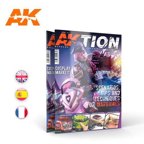 AKTION : Issue 01