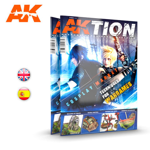 AKTION : Issue 02