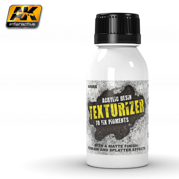 Texturizer Acrylic Resin (100ml)