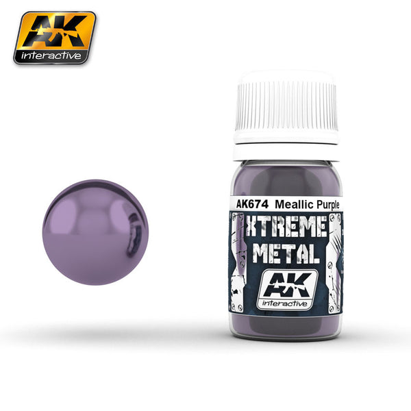 Xtreme Metal Metallic Purple (30ml)