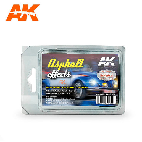 Asphalt Effects (Race Set)
