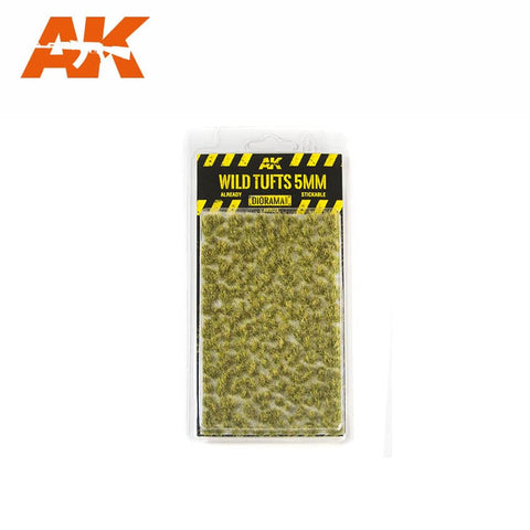 Wild Tufts (5mm) - Pegasus Hobby Supplies