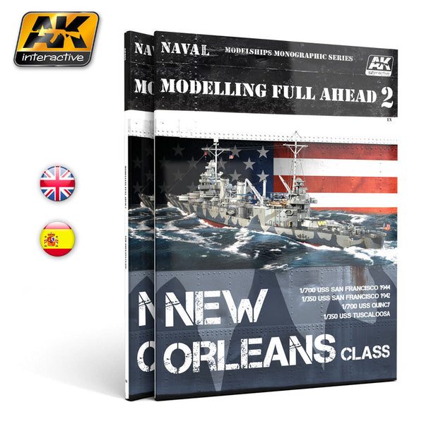 Full Ahead 2 - New Orleans Class