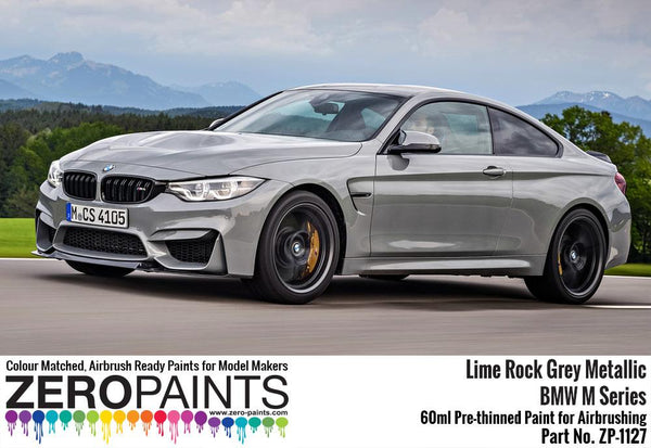 Zero Paints : BMW Lime Rock Grey C39 (60ml)