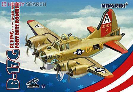 B-17G Flying Fortress Bomber - Meng Kids