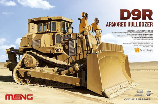 D9R Armoured Bulldozer